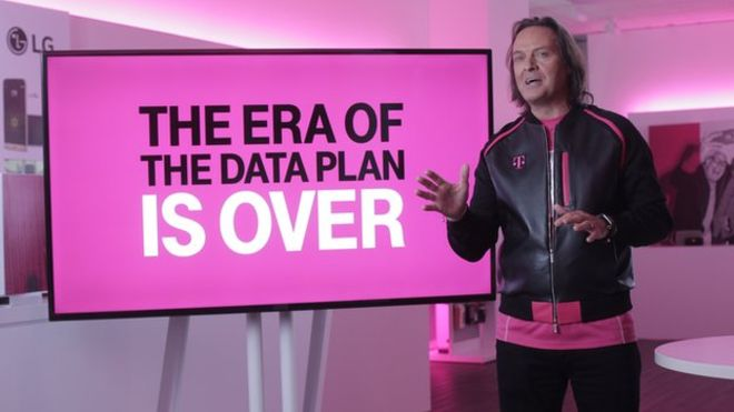 The Era of dataplan is over